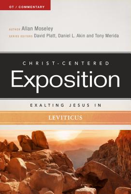 Image for Exalting Jesus in Leviticus (Christ-Centered Exposition Commentary)