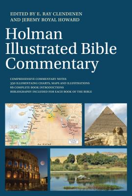 Image for The Holman Illustrated Bible Commentary