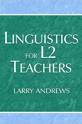 Image for Linguistics for L2 Teachers