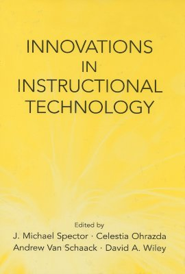 Image for Innovations in Instructional Technology: Essays in Honor of M. David Merrill