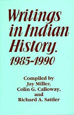 Image for Writings in Indian history, 1985-1990