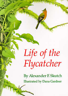 Life of the Flycatcher (Animal Natural History Series), Skutch, Alexander F.
