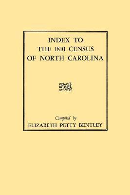 Index to the 1810 Census of North Carolina, Bentley, Elizabeth Petty