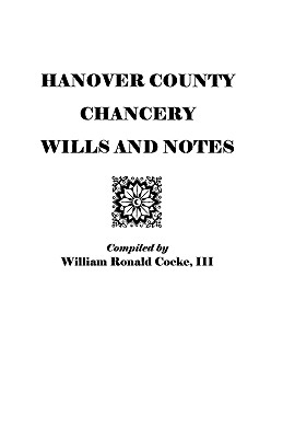 Image for Hanover County Chancery Wills and Notes
