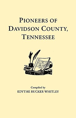 Image for Pioneers of Davidson County, Tennessee