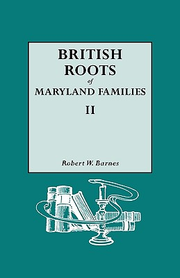 Image for British Roots of Maryland Families II