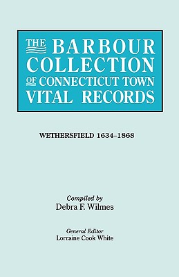 Image for The Barbour Collection of Connecticut Town Vital Records [Vol. 52]