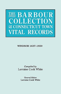 Image for The Barbour Collection of Connecticut Town Vital Records [Vol. 55]