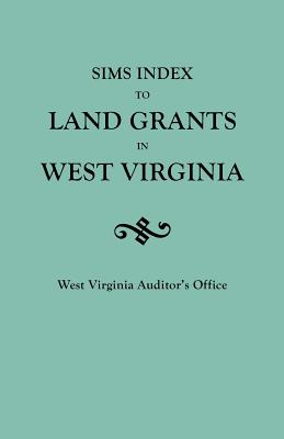 Image for Sims Index to Land Grants in West Virginia