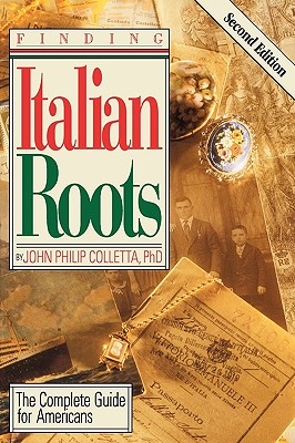 Image for Finding Italian Roots. Second Edition