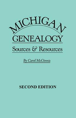 Image for Michigan Genealogy. New Second Edition