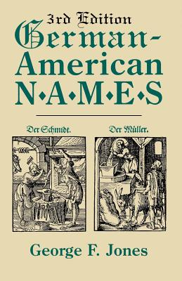 Image for German-American Names