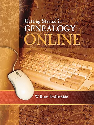 Image for Getting Started in Genealogy ONLINE