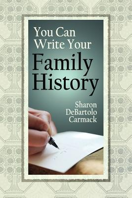 Image for You Can Write Your Family History