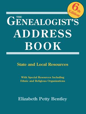Image for The Genealogist's Address Book, 6th Edition