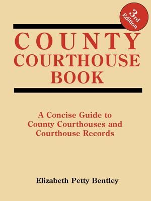 Image for County Courthouse Book. 3rd Edition