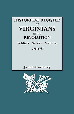 Image for Historical Register of Virginians in the Revolution