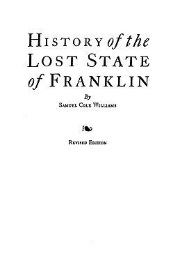 Image for History of the Lost State of Franklin