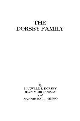 Image for The Dorsey Family