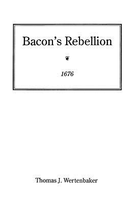 Image for Bacon's Rebellion, 1676