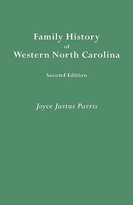 Image for Family History of Western North Carolina