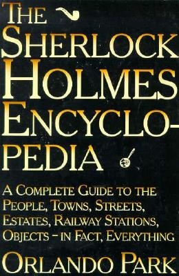 The Sherlock Holmes Encyclopedia, Park, Orlando