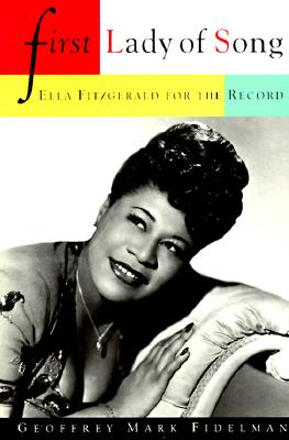 Image for FIRST LADY OF SONG Ella Fitzgerald for the Record