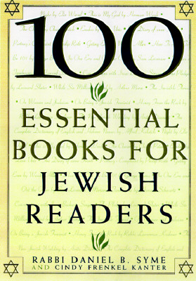 Image for 100 Essential Books For Jewish Readers