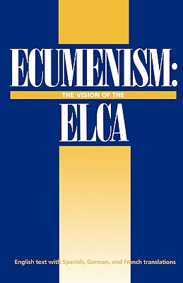 Image for Ecumenism (English, French, German and Spanish Edition)
