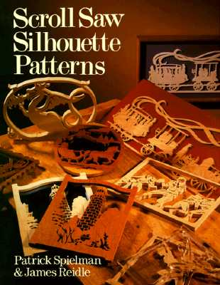 Image for SCROLL SAW SILHOUETTE PATTERNS