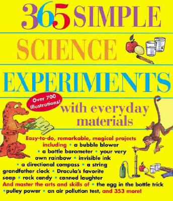 Image for 365 Simple Science Experiments