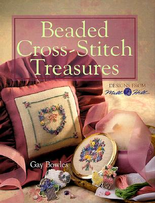 Image for Beaded Cross-Stitch Treasures: Designs From Mill Hill