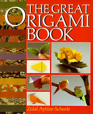 The Great Origami Book, Zülal Aytüre-Scheele