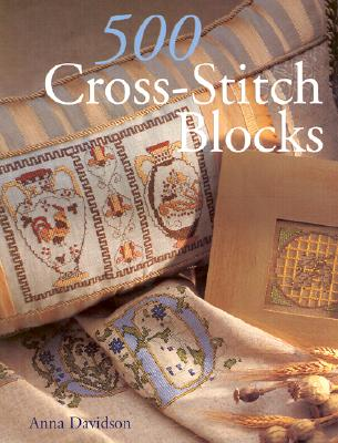 Image for 500 Cross-Stitch Blocks