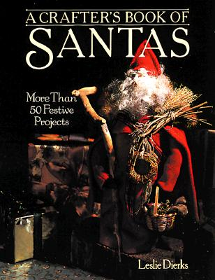 Image for CRAFTERS BOOK OF SANTAS