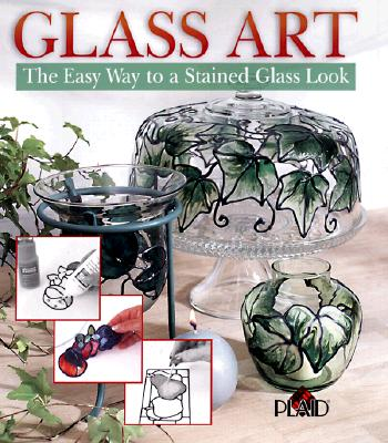 Glass Art: The Easy Way to a Stained Glass Look, Plaid
