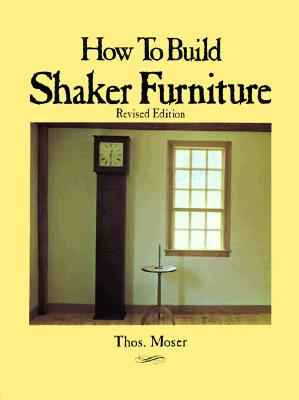 Image for HOW TO BUILD SHAKER FURNITURE