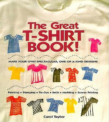 Image for GREAT T-SHIRT BOOK!