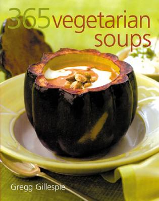 Image for 365 Vegetarian Soups