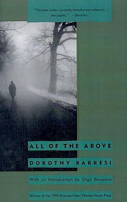 Image for All of the Above (Barnard New Women Poets)