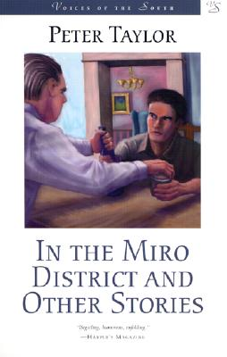 Image for In the Miro District and Other Stories (Voices of the South)