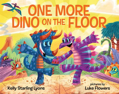 Image for ONE MORE DINO ON THE FLOOR