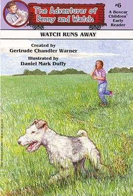 Image for Watch Runs Away (Boxcar Children Early Reader #6) (The Adventures of Benny & Watch)