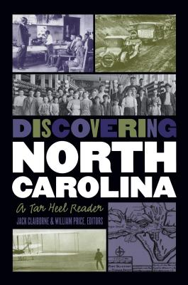 Image for Discovering North Carolina: A Tar Heel Reader (Chapel Hill Books)