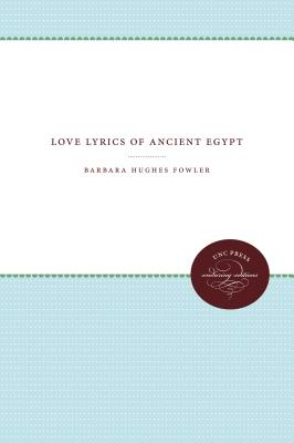 Image for Love Lyrics of Ancient Egypt