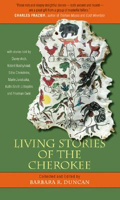 Image for Living Stories of the Cherokee