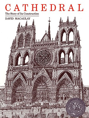 Image for Cathedral: The Story Of Its Construction (Turtleback School & Library Binding Edition)
