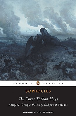 The Three Theban Plays (Turtleback School & Library Binding Edition) (Penguin Classics) (English and Ancient Greek Edition), Sophocles
