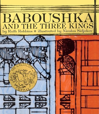 Image for Baboushka And The Three Kings
