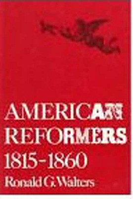 Image for American Reformers, 1815-1860